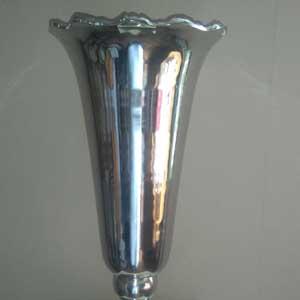 Vasen und Kerzenglaser